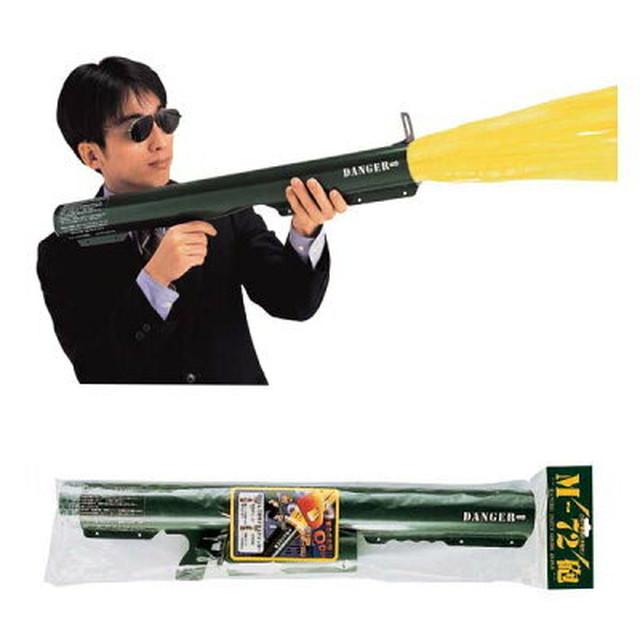 パーティーグッズ・クラッカー M72砲クラッカー