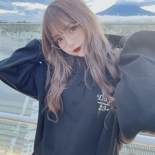 【RE】 original logo hoodie