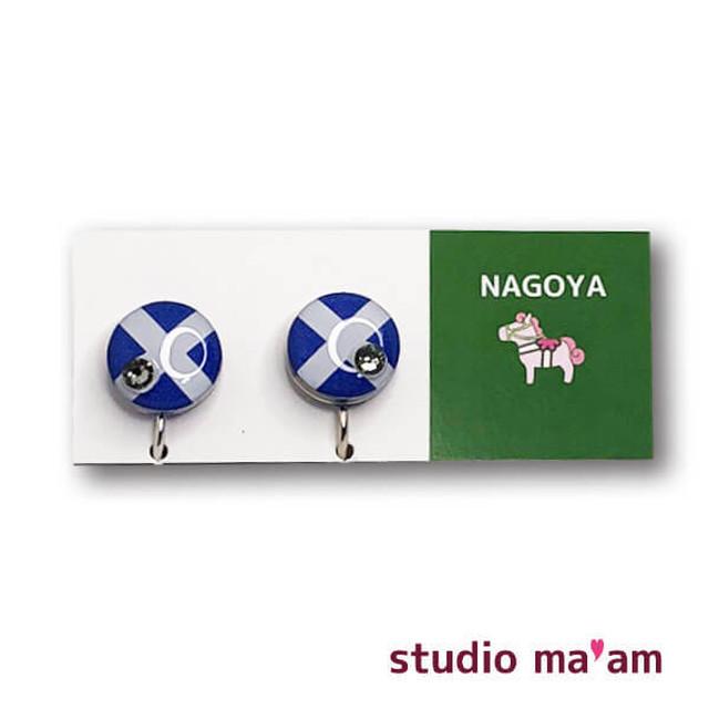 ■NAGOYA-01  イヤリング。まる。〜ピアス変更可〜