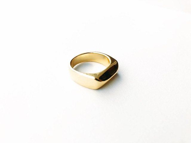 Square ring (スクエア リング)}