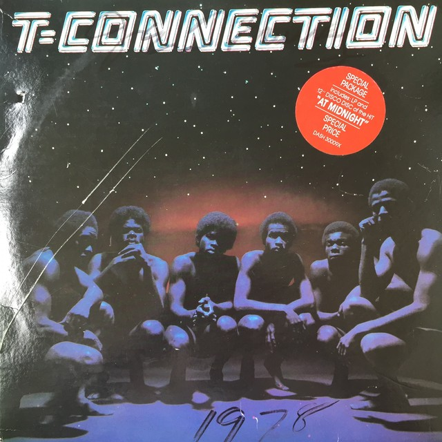 T-Connection ‎– T-Connection