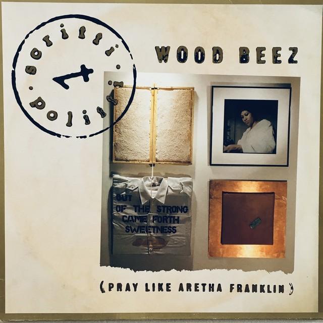 【12inch・独盤】Scritti Politti  /  Wood Beez (Pray Like Aretha Franklin)