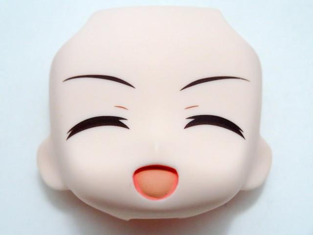 【687】 坂本美緒 顔パーツ 笑顔 ねんどろいど