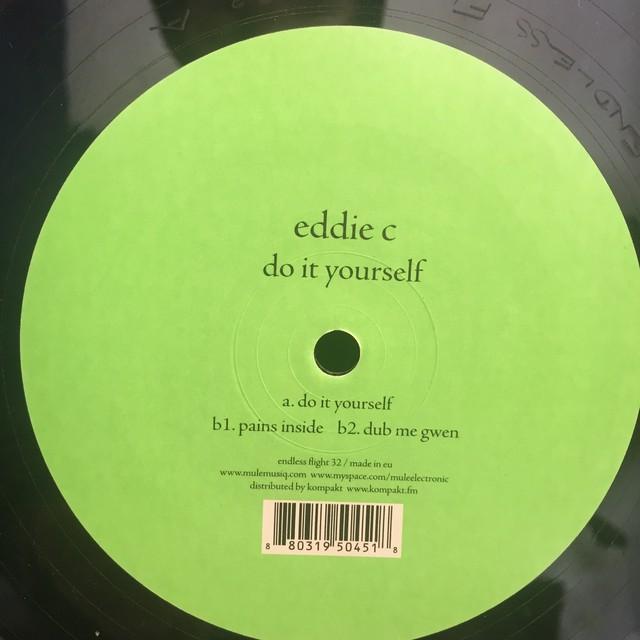 DO IT YOURSELF  / EDDIE C