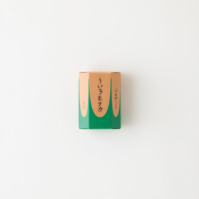 ういろモナカ 抹茶