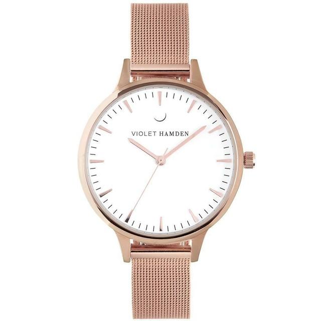 ■バイオレットハムデン 腕時計 NOWNESS 38㎜ VH00125