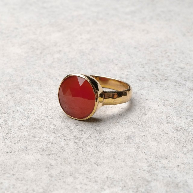SINGLE STONE NON-ADJUSTABLE RING 155
