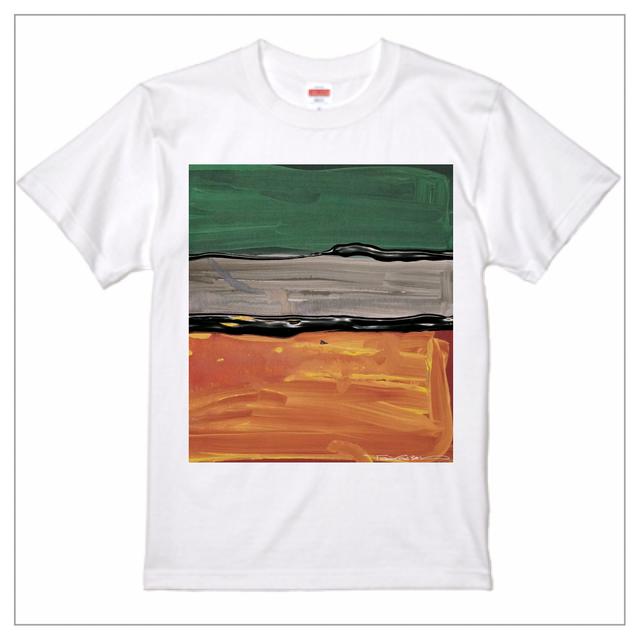 プレミアム印刷 - Tシャツ / ichi-006