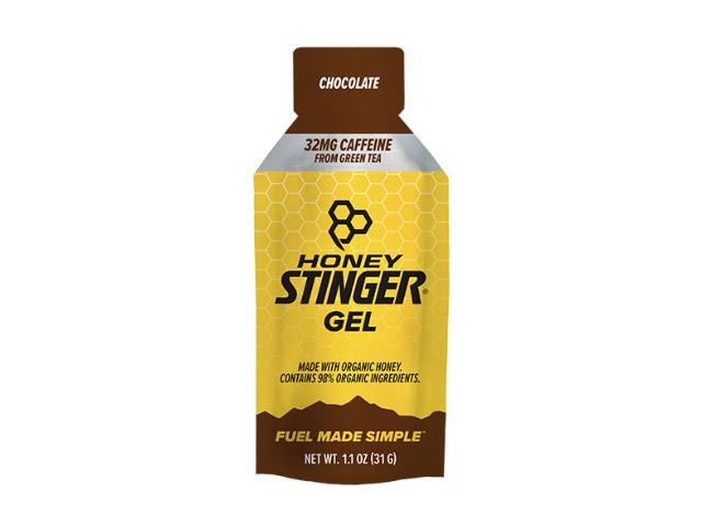 【HoneyStinger】Energy Gel (Chocoカフェイン入り)