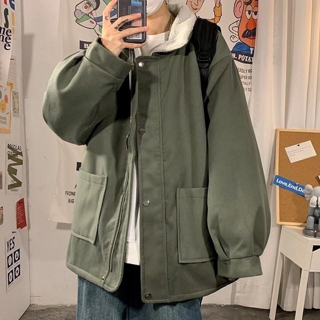 military boa jacket PD2231