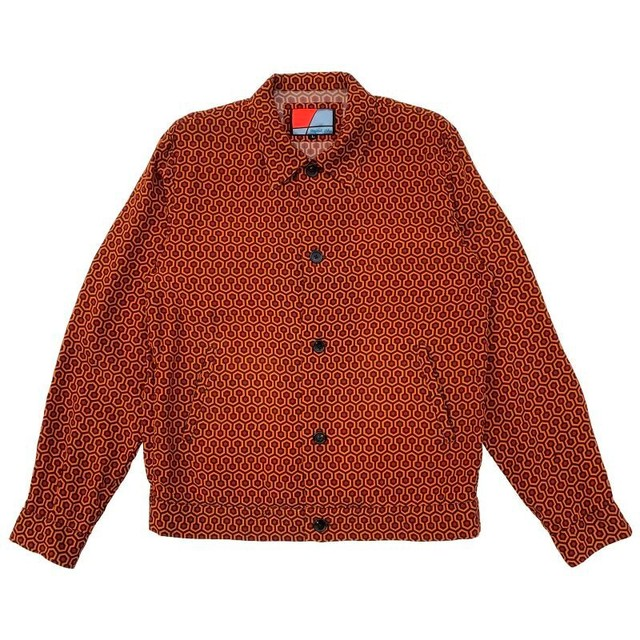 Original John | RAYON SHIRTS JACKETS - HONEYCOMB