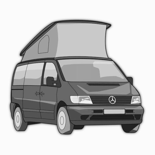 Mercedes Benz Marco Polo | メルセデス ベンツ マルコポーロ