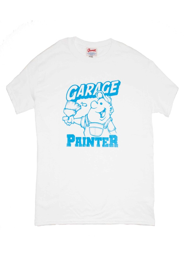 Garage Painter T White