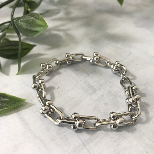 Bracelet / LT01003 silver