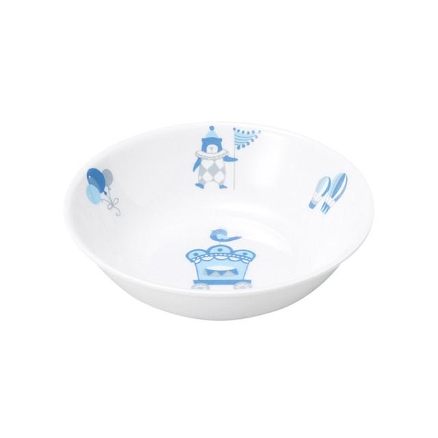 強化磁器 深小皿 シルク 【1159-1300】