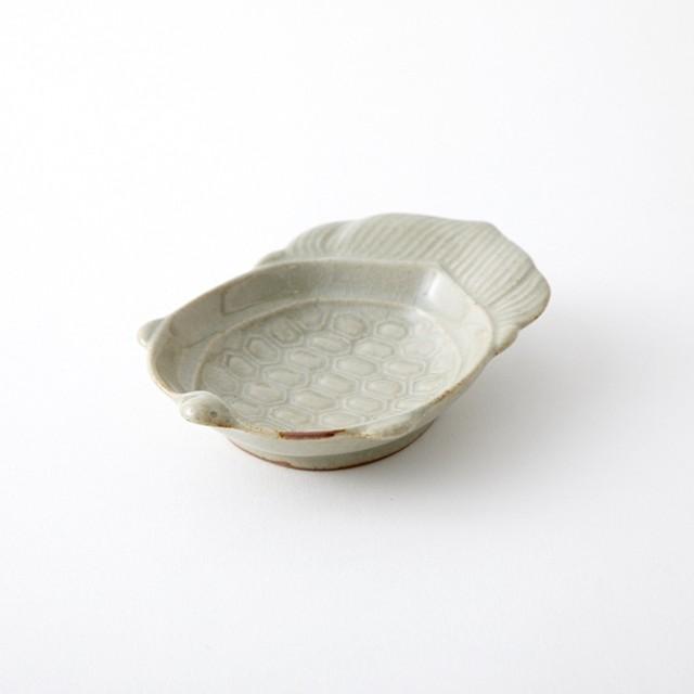 サガン 亀型小皿