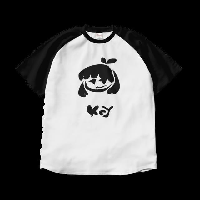 BAND/Key.*ラグランTシャツ