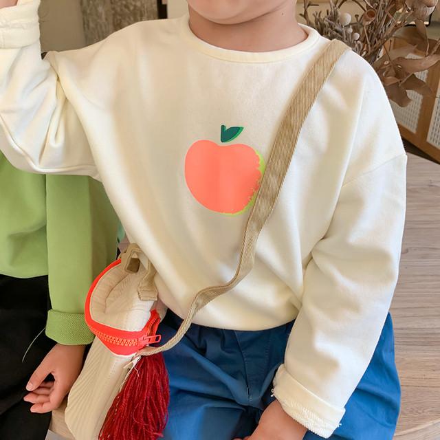 【即納】アップルTシャツ
