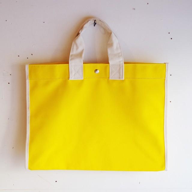 フィールドバッグ      黄色