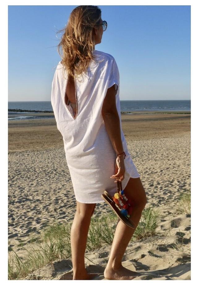 ◆Mon ange Louise◆ CHILL T-SHIRT DRESS ビーチドレス ワンピース
