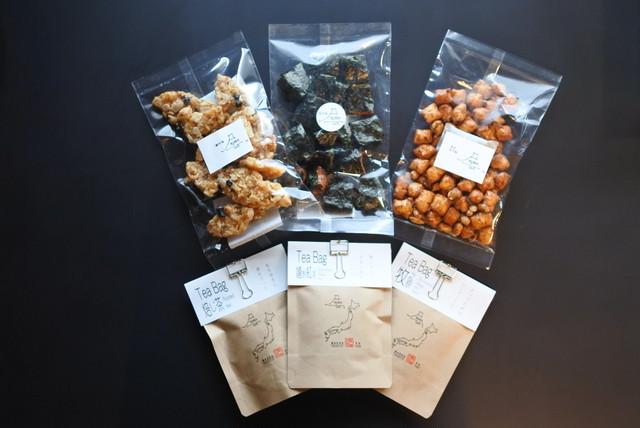 【Tea Bag】ギフトセット~花萌葱 hanamoegi ~