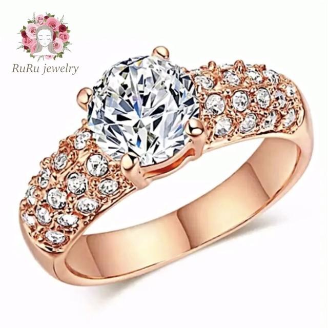 luxury volume(ring)