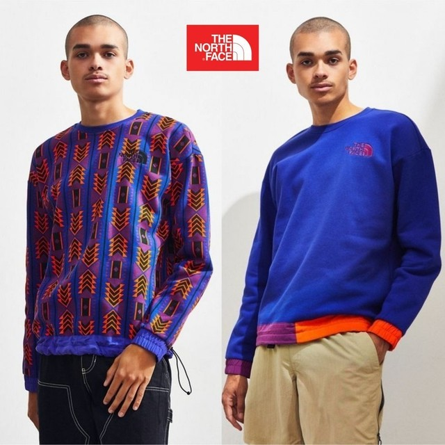 【THE NORTH FACE】92 RAGE Fleece Crewneck T93MIF9QZ