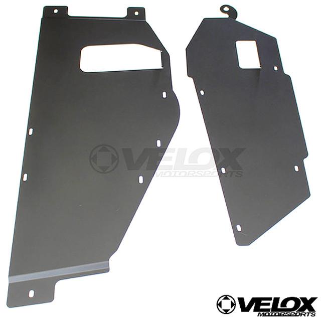VERUS ENGINEERING(VELOX):A0105A:MAZDAロードスター ND5 ダイブプレーン ドライカーボン製カナードセット