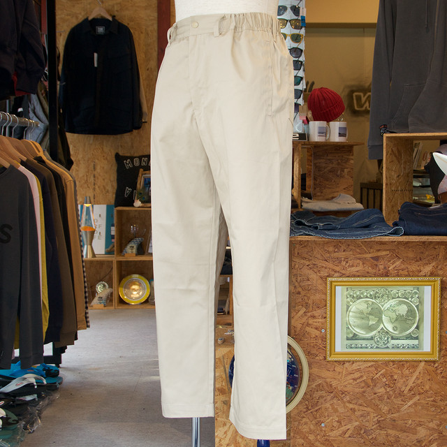 WATERS Clothing Easy Pants ウォータースクロージング