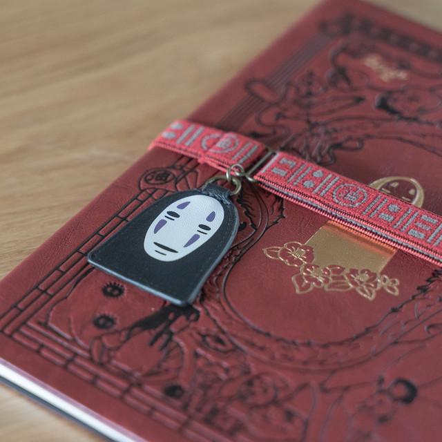 千と千尋の神隠し スケジュール帳バンド(0014)