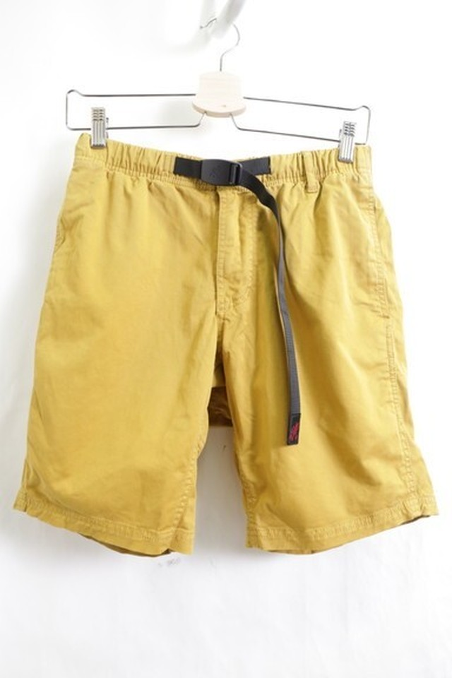 GRAMICCI NN SHORTS 1245-NOJ DEEP MUSTARD MEDIUM 10JH7920