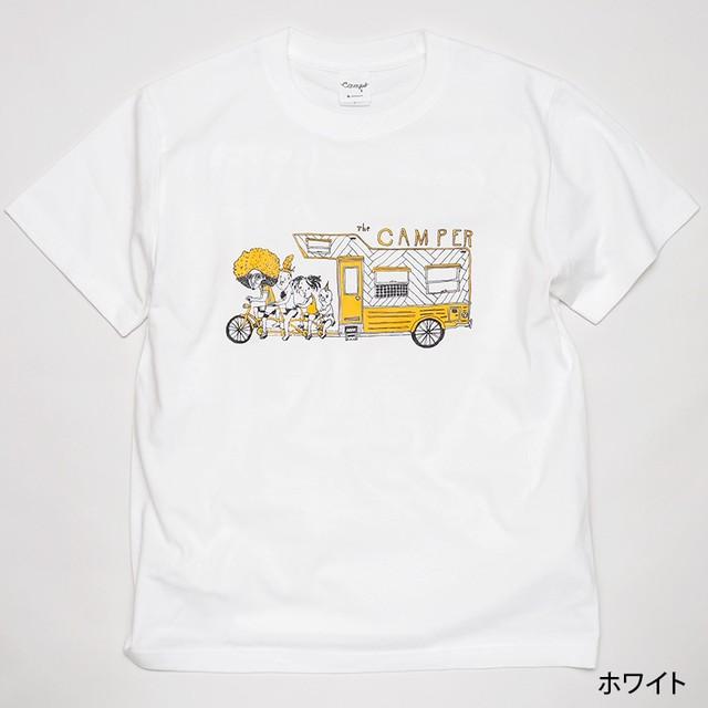 CAMPS キャンプスTシャツ【グランピング】