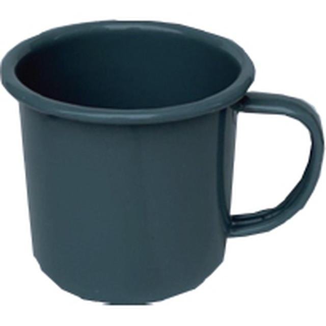 efim ( エフィム ) E GRILL MUG エナメル ホウロウ グリルマグ ダークグリーン 琺瑯 食器 テーブルウェア コップ コーヒー カップ バーベキュー BBQ クッキング