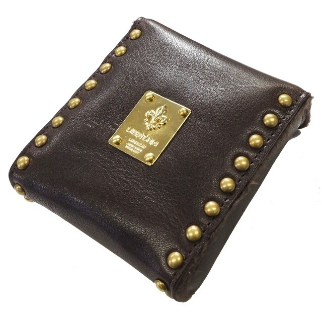 "Leather Putter Cover ""Box"" / ゴルフ / ヘッドカバー / パターカバー"