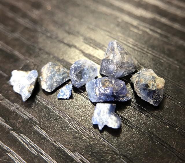 ベニトアイト 原石 ベニト石 1g BN028