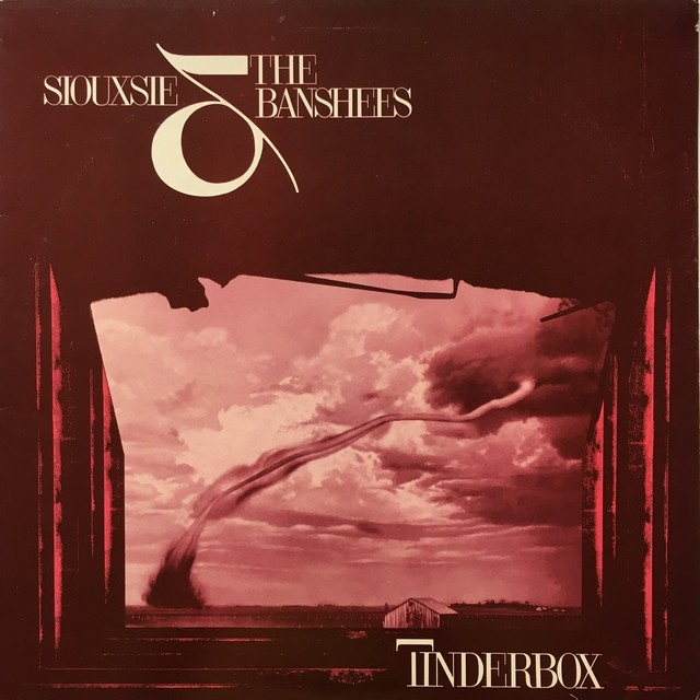 【LP・英盤】Siouxsie & The Banshees / Tinderbox