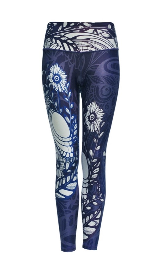 Stiller of Storms Legging