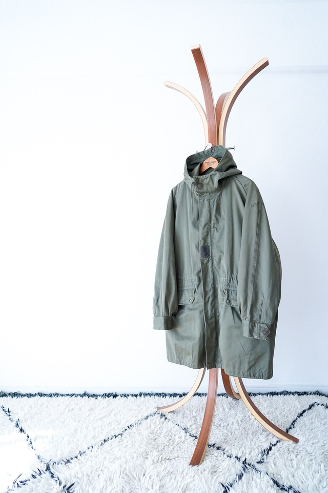 """【1970s】""""M-64"""" Cold Weather Parka, French Army / v432"""