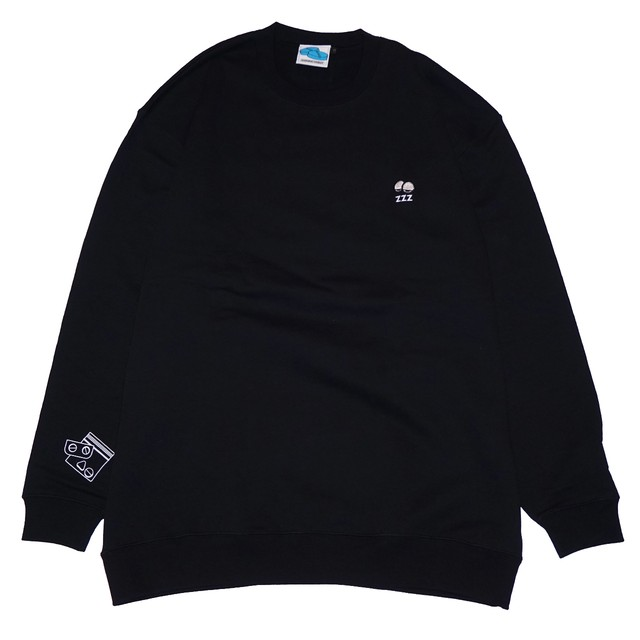 SLEEPY [ CREW SWEAT ]