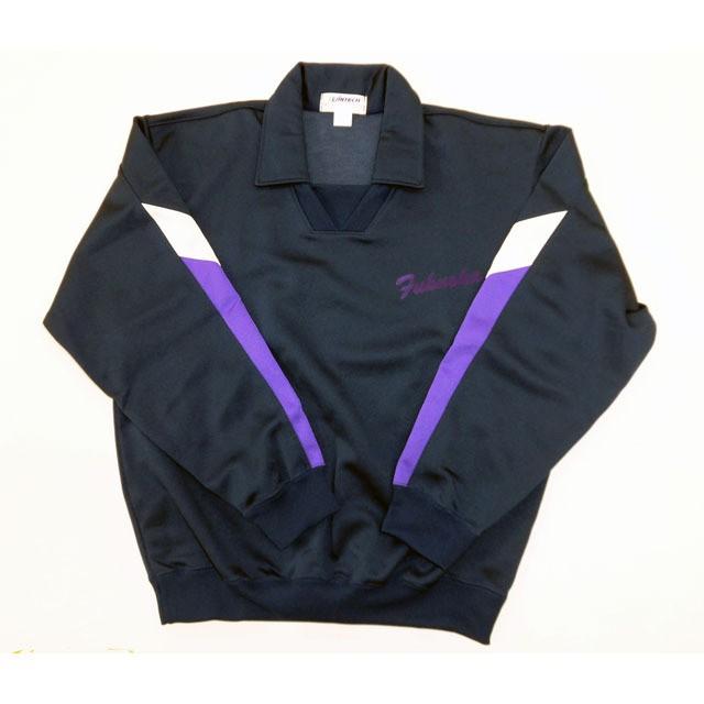 福岡中学校 長袖体操服(4L)