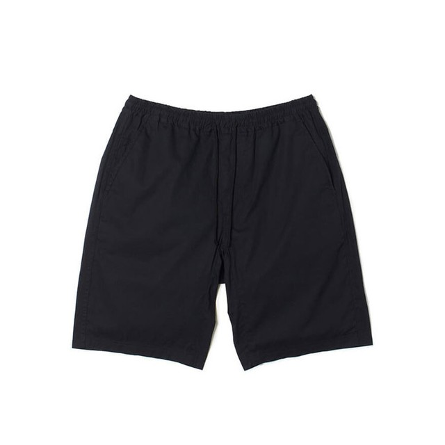 EASY SHORT PANTS -BLACK