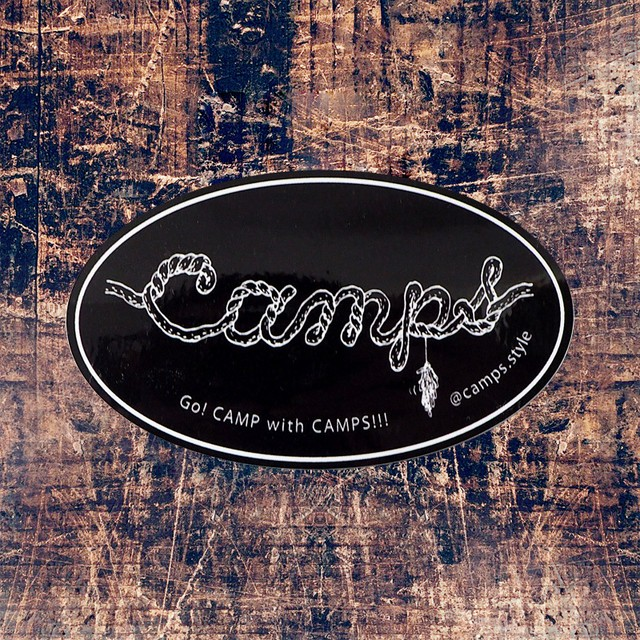 CAMPS STICKER ドライブセフティー