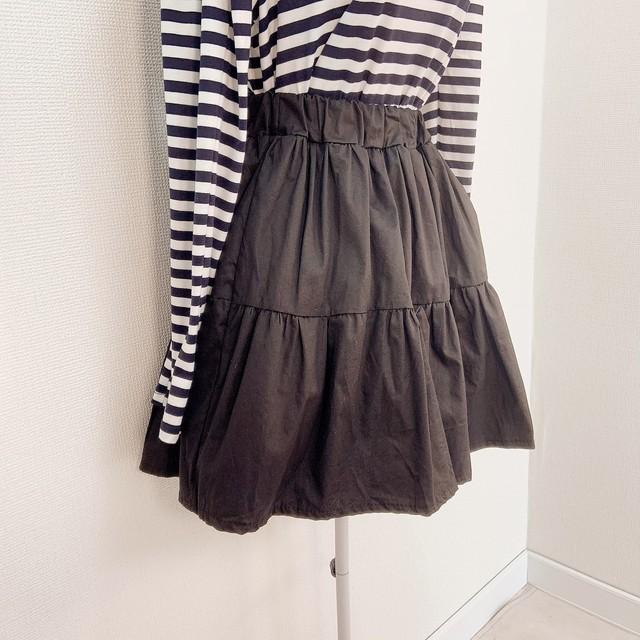 ブラックスカート