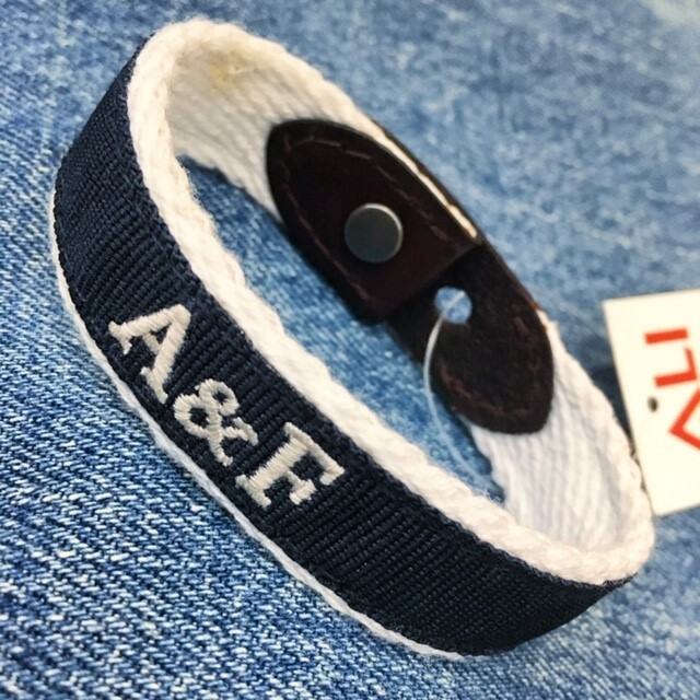 Abercrombie&Fitch ブレスレット