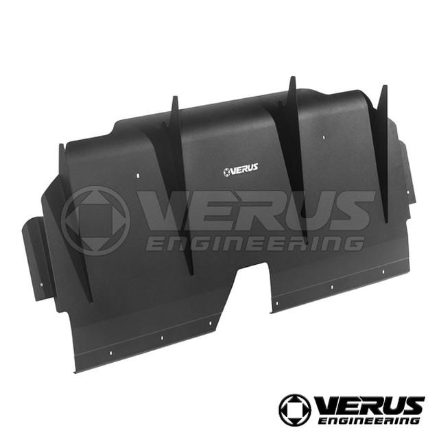 VERUS ENGINEERING(VELOX):A0012A:TOYOTA86/SUBARUBRZ リアディフューザー:TYPE-2:アグレッシブタイプ