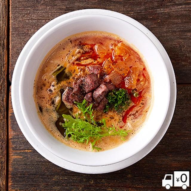 9、MENSHO 和牛担々麺〈3食入り〉【配送無料】※一部地域を除く