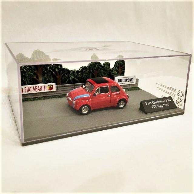 GIANNINI 590 GT 1/43【CANENCO】【1個のみ】【税込価格】