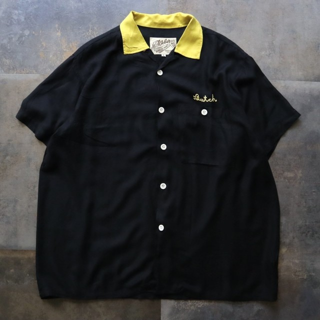 bowling embroidery design shirt