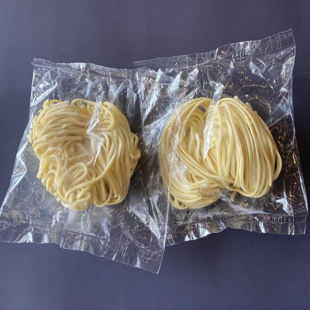 生麺パスタ2玉