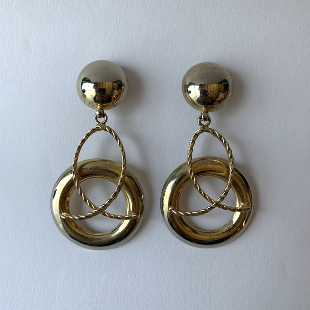 Vintage Earrings _11(ヴィンテージイヤリング)